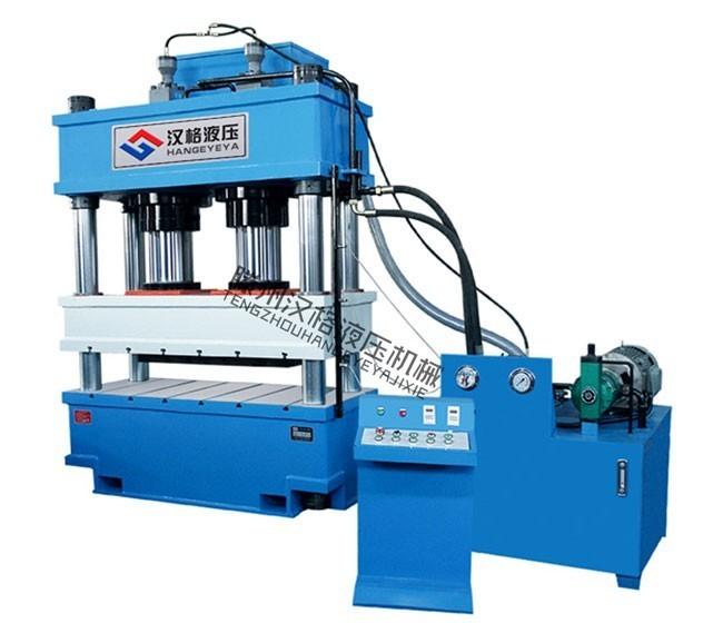 500T三梁四zhu液压机